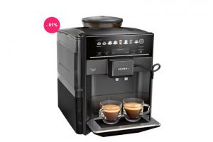 Bild von Siemens TE651508DE Kaffeevollautomat EQ 6 Plus S100