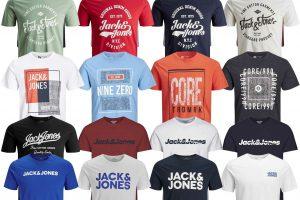 Bild von Jack & Jones Herren T-Shirt Rundhals kurzarm Sport Clubwear Party für nur 4,99€ dank des Gutscheins: YDEREA2VRQFCZQQM