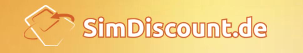 simdiscount.de Logo