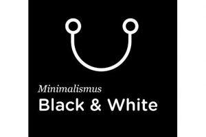 Bild von Minimalismus Black & White