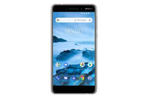 Bild von Nokia 6.1 (2018) Dual-SIM 32GB white Android 8.0 Smartphone