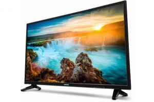 Bild von Medion® X18123 LED-Fernseher (138,8 cm/55 Zoll, 4K Ultra HD), schwarz
