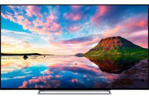 Bild von Toshiba 50U5863DA LED-Fernseher (127 cm/50 Zoll, 4K Ultra HD, Smart-TV)