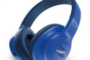 Bild von JBL E55BT Blau – Over-Ear – Bluetooth Kopfhörer mit Mikrofon