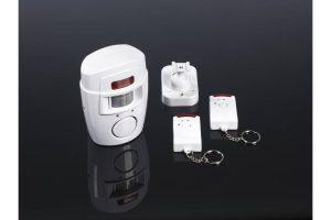 Bild von Easymaxx Bewegungsmelder Alarm mit 2 Fernbedienungen – 10% extra Rabatt + versandkostenfrei mit Code WDR10