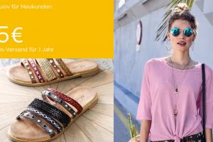 Produktbild von Erhalte einen 15 € Gutschein von Baur.de + 1 Jahr kostenlose Lieferung
