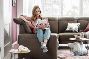 Produktbild von 40 € Gutschein für dein Möbelkauf geschenkt bei Baur.de