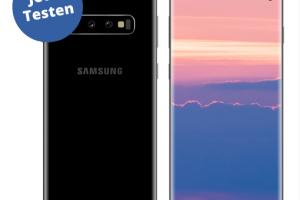 Bild von Werde jetzt Produkttester des Samsung Galaxy S10