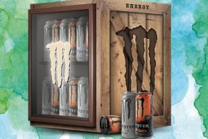 Bild von Gewinne ein Energy-Drink-Paket & Ein Mini-Kühlschrank im Gesamtwert von 150€