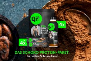 Bild von Die Schoko Protein-Pakete bis zu 30% Rabatt