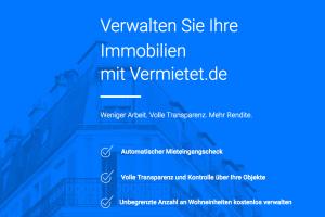 Bild von Verwalten Sie Ihre Immobilien online mit Vermietet.de! – Kostenlos Anmelden