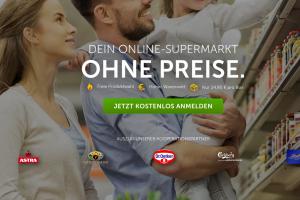Bild von Probiere Neues & lass dich begeistern: Dein Online-Supermarkt ohne Preise (max. 24,90€ pro Box)