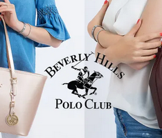 Bild von Beverly Hills Polo Club Taschen Sale bis zu 82% Rabatt