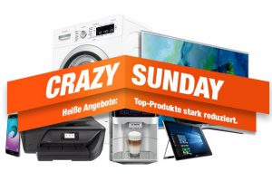 Bild von CRAZY SUNDAY: Großer Technik-Sale / Bis zu 80% Rabatt auf Technik-Artikel