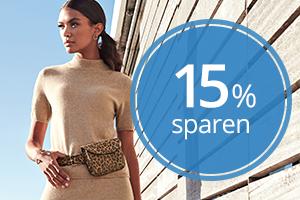 Bild von Großer Fashion Sale – 15% EXTRA Rabatt auf das gesamte Sortiment
