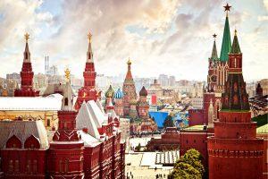 Bild von Hin und Rückflug nach Moskau ab 123€