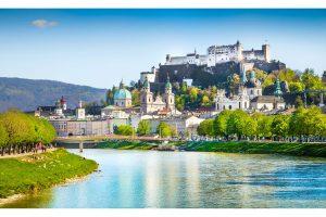 Bild von Hin und Rückflug nach Salzburg ab 134€