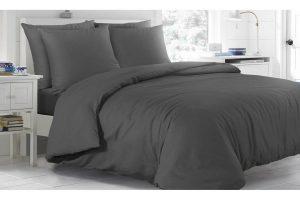 Produktbild von Heimtexx Bettwäsche-Set oder Bettlaken aus 100% Baumwolle in der Farbe und Größe nach Wahl