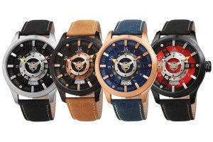Bild von Joshua & Sons Herren-Armbanduhr in der Farbe nach Wahl