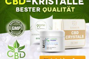 Bild von CBD-Kristalle kaufen