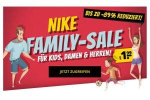 Bild von Nike Family Sale: Angebote ab 1,99€ und bis zu 89% Rabatt