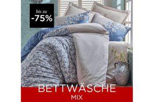 Produktbild von Bettwäsche Sale bis zu 75% reduziert
