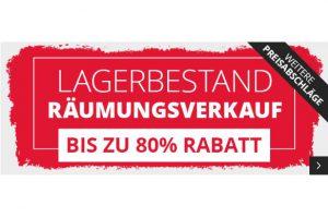 Bild von Räumungsverkauf – 80% Rabatt auf Adidas, Birkenstock, Nike, Bench, Converse, Crocs, Ellesse, Diesel, uvm.