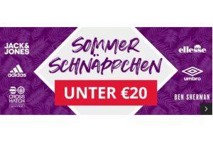 Produktbild von Sommerschnäppchen unter 20€!