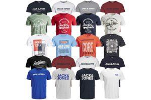 Produktbild von Jack & Jones Herren T-Shirt Rundhals