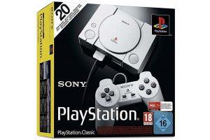 Bild von Sony PlayStation Classic