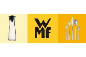Produktbild von WMF bis zu -55 % reduziert jetzt Pfannen, Töpfe, Besteck & mehr entecken
