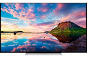 Bild von Toshiba 55U5863DA LED-Fernseher (140 cm/55 Zoll, 4K Ultra HD, Smart-TV, Dolby Vision HDR, HDR10, HLG), schwarz