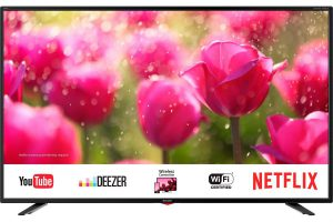 Bild von Sharp 40BJ3E LED-Display (102 cm/40 Zoll, 4K Ultra HD, Smart-TV), schwarz