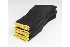 Bild von Wisent Socken für Beruf und Hobby, 3er Set, Farbe schwarz