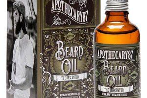 Produktbild von Apothecary87 Beard Oil The Unscented 50ml