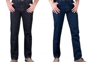 Produktbild von BEN BRIX 5 Pocket Jeans, Farbe schwarz