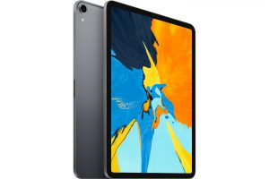 Produktbild von Apple iPad Pro 11″   64GB, Space Gray [2018] (MTXN2FD/A / MTXN2KN/A)
