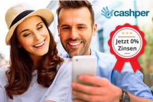 Bild von Minikredit nur für eine begrenzte Zeit zu einem Zinssatz von 0%!