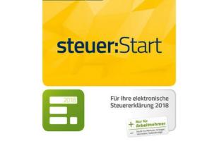 Bild von WISO Steuer:Start 2019 Steuerjahr 2018, Vollversion = nur 16,99€