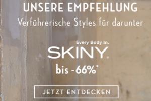Bild von Verführerische Styles von Skiny bis zu 66% Rabatt