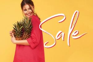 Produktbild von Mega Fashion Sale bis zu 90% Rabatt u.a.: Kleider, Röcke, Bademode, Jumpsuits, Jacken, Pullover uvm.
