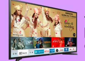 Bild von Samsung Fernseher bis zu 55% Rabatt