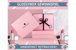 Bild von MEGA GLOSSYBOX GEWINNSPIEL: Wir verlosen 3 Glossyboxen voller Beauty-Highlights unter allen Teilnehmern. Jetzt mitmachen und gewinnen!