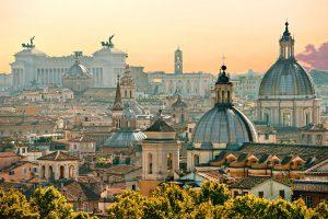 Bild von Hin und Rückflug nach Rom ab 40€