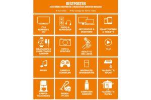 Bild von Saturn Restposten: Bis zu 70% Rabatt auf TV, Audio & Kopfhörer, Notebooks, Smartphones & Tablets, uvm.