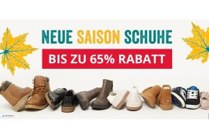 Bild von SAISON KRACHER: Bis zu 65% Rabatt auf adidas, Timberland, UGG, Geox, Hunter, New Balance, uvm.