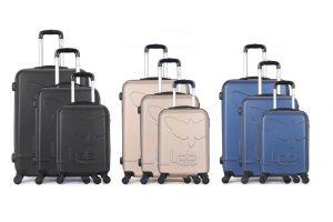 Produktbild von 3er-Set LPB Reisekoffer Norine-A in der Farbe nach Wahl