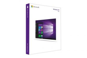 Bild von Microsoft Windows 10 Professional als Download
