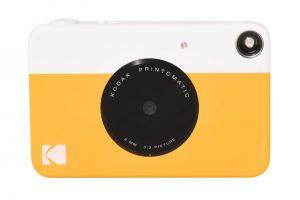 Bild von Kodak Printomatik Kamera mit sofotigem Fotodruck