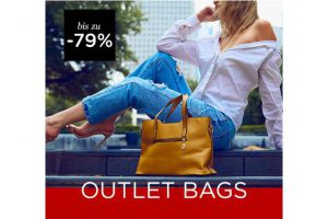 Bild von Outlet Bags bis zu 79% Rabatt